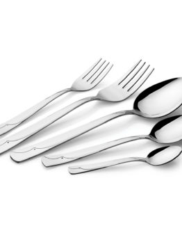 Schafer 30 Pieces Daily fork Spoon Knife Set