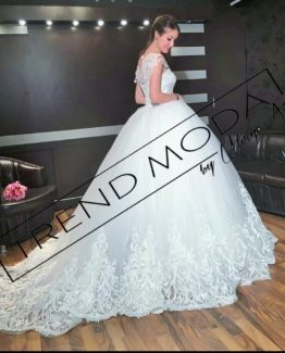 Wedding Dress Model G104