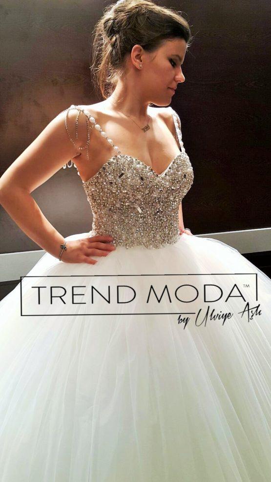 Wedding Dress Model G107