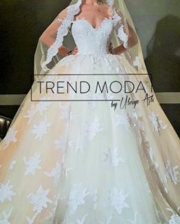Wedding Dress Model G109