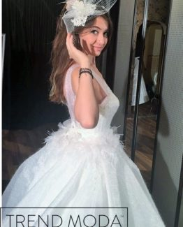 Wedding Dress Model G113