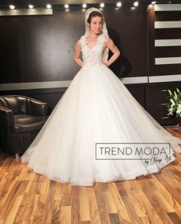 Wedding Dress Model G115