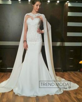 Wedding Dress Model G117