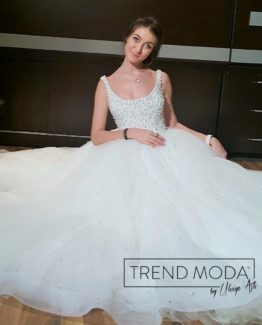 Wedding Dress Model G118