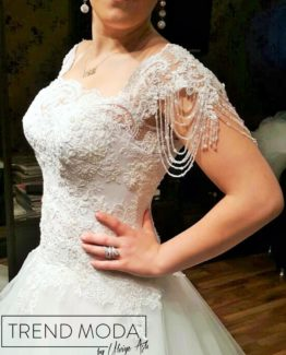 Wedding Dress Model G119