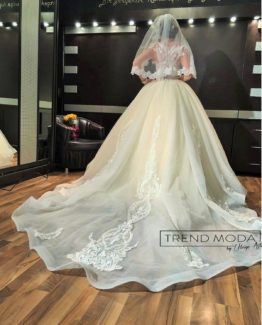 Wedding Dress Model G120