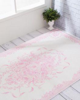 Carpet Pink 80x140 cm