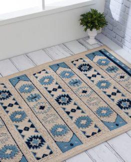 Carpet  Multicolor 80x120 cm