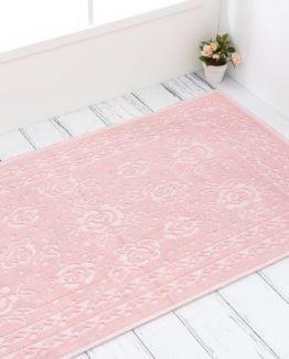 Carpet Pink 80x150 cm