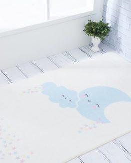 Carpet  blue 80x150 cm