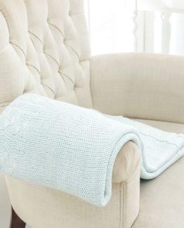 TV Blanket  Mint 120x170 cm
