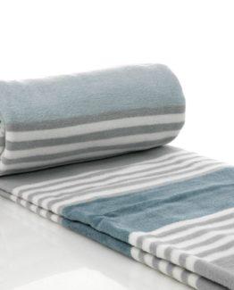 Blanket  blue 150x200 cmSingle