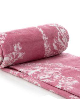 Blanket Pink 150x200 cmSingle