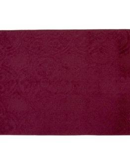 Carpet  claret red 80x150 cm