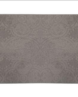 Carpet Grey 80x150 cm