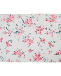 Carpet  Beyaz -Pink 80x150 cm